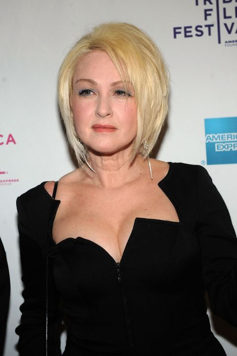 Girls just wanna have Fun: Cyndi Lauper als Gaststar bei Gossip Girl - Bildquelle: AFP