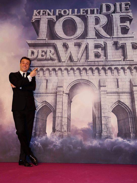 Tore-der-Welt-Premiere-16-Bernd-Jaworek-SAT1 - Bildquelle: Foto: © SAT.1/ Bernd Jaworek