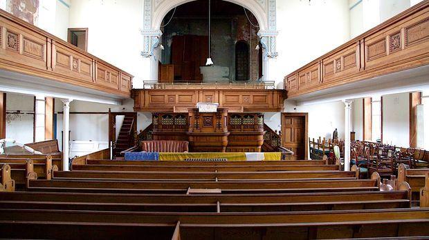 Restoration Man - Retter der Ruinen - Die Methodistenkirche in Harrogate - kabel eins Doku