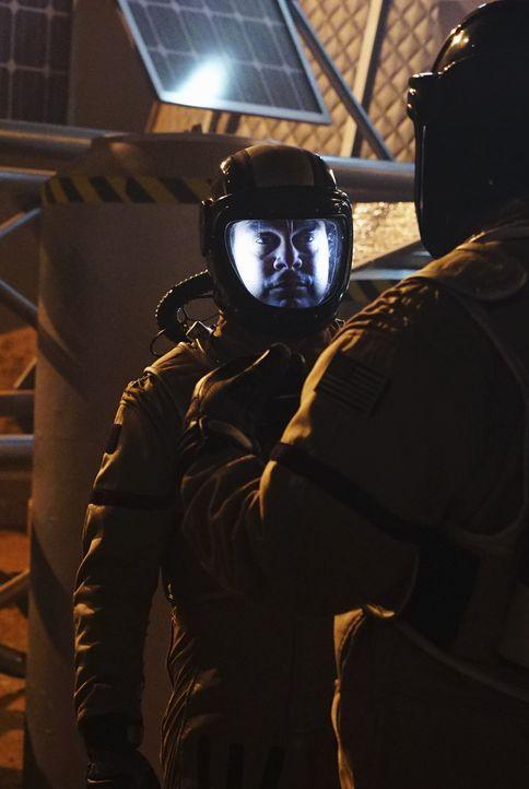 Auf der Suche nach dem Täter macht Esposito (Jon Huertas) eine fürchterliche Entdeckung ... - Bildquelle: Richard Cartwright ABC Studios