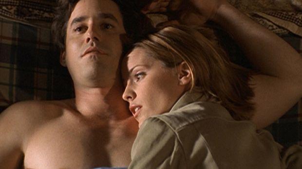 Xander (Nicholas Brendon, l.) hat Probleme, bei denen ihm nicht einmal Anya (...