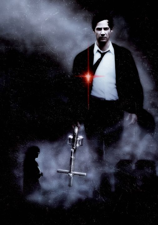 Constantine - Artwork - Bildquelle: Warner Brothers