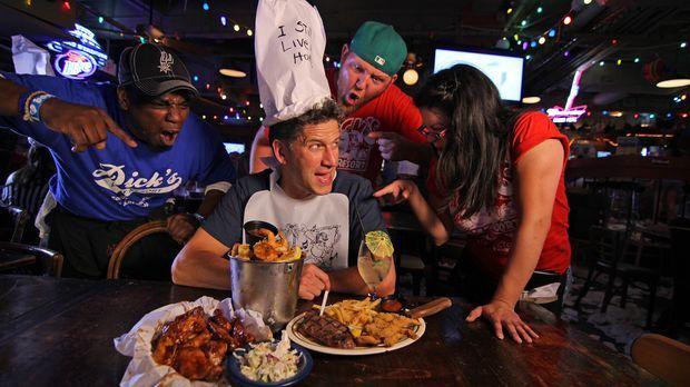 Crazy Food - Die verrücktesten Restaurants der Welt: Diesmal besucht Bob Blum...