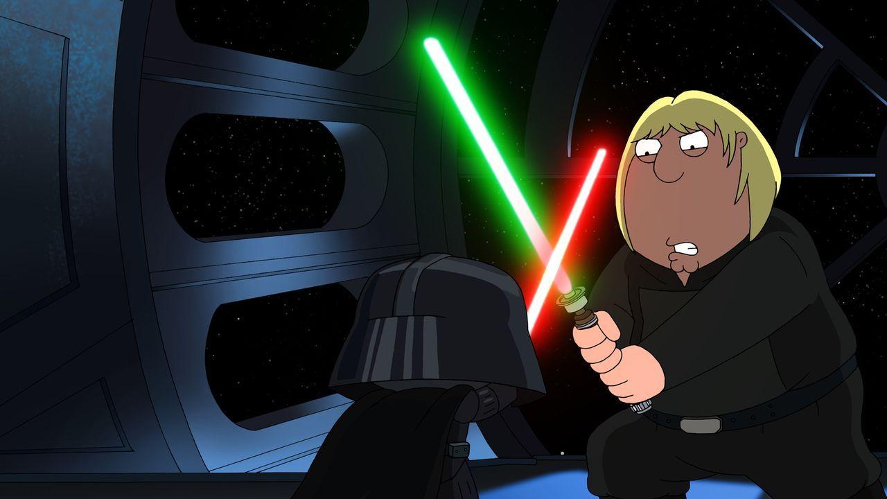 """Erlebt seine ganz eigene """"Star Wars""""-Episode: Chris ... - Bildquelle: 2011 Twentieth Century Fox Film Corporation. All rights reserved."""