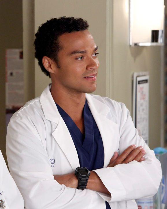 Rückblick: Nach alldem, was geschehen ist, versucht Jackson (Jesse Williams), wieder zur Normalität zurückzukehren ... - Bildquelle: ABC Studios