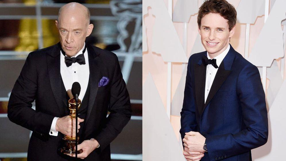 OscarsNominierung2015NEU - Bildquelle: AFP/Getty