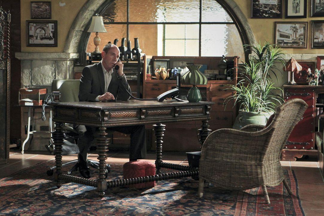 Steckt Granger (Miguel Ferrer) mit Hetty unter einer Decke? - Bildquelle: CBS Studios Inc. All Rights Reserved.