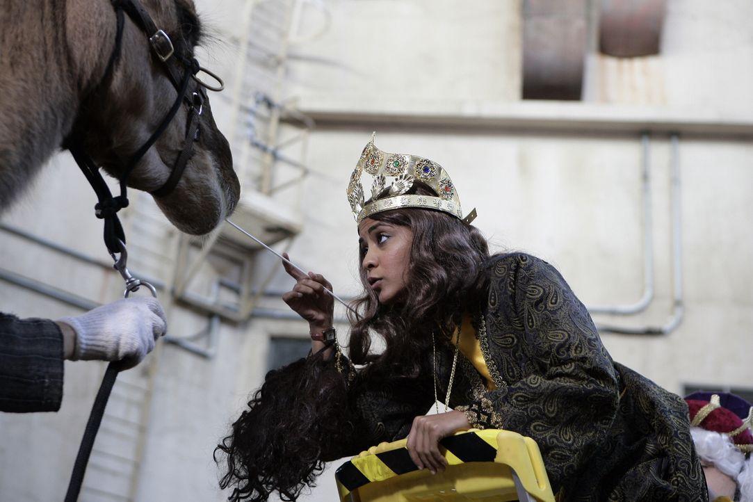 Neela (Parminder Nagra) versucht ihr Glück ... - Bildquelle: Warner Bros. Television