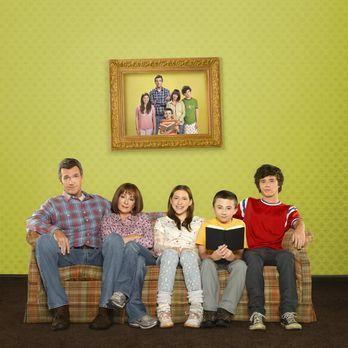 The Middle - (6. Staffel) - Der alltägliche Wahnsinn ist bei ihnen Dauergast:...