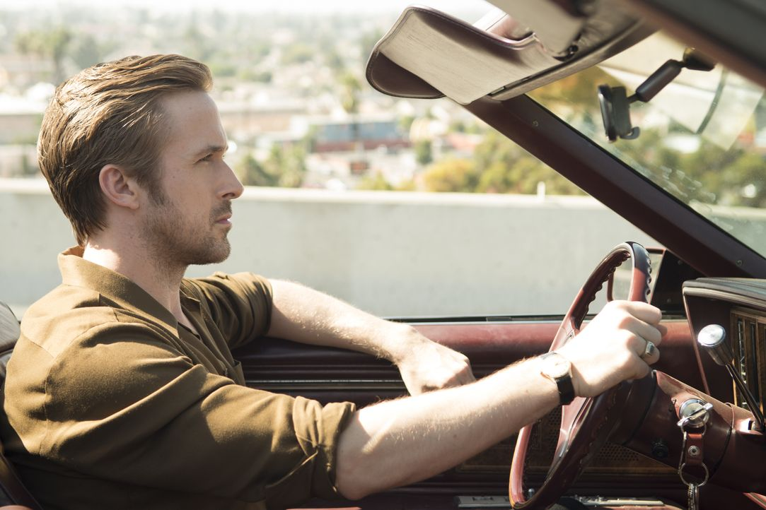 Sebastian (Ryan Gosling) - Bildquelle: Dale Robinette 2016 Summit Entertainment, LLC. All Rights Reserved./ Dale Robinette