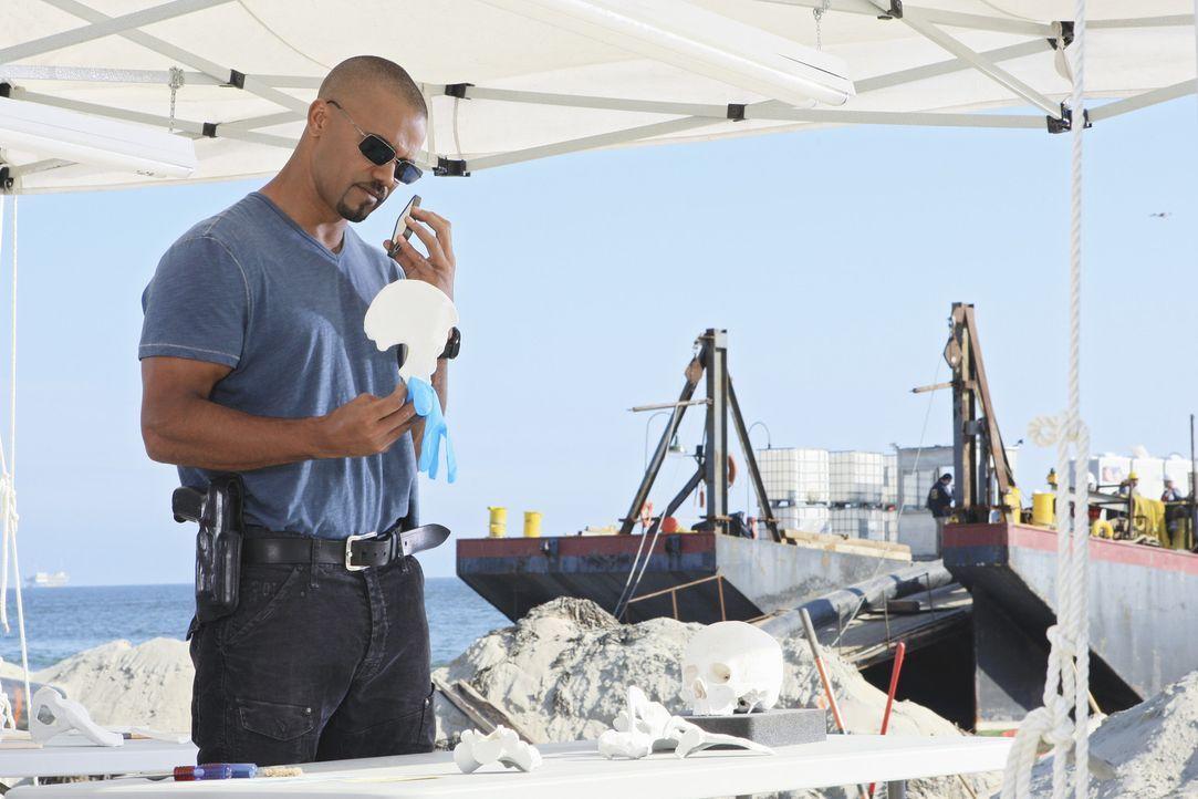Ein neuer Fall wird für Morgan (Shemar Moore) zum Alptraum ... - Bildquelle: ABC Studios