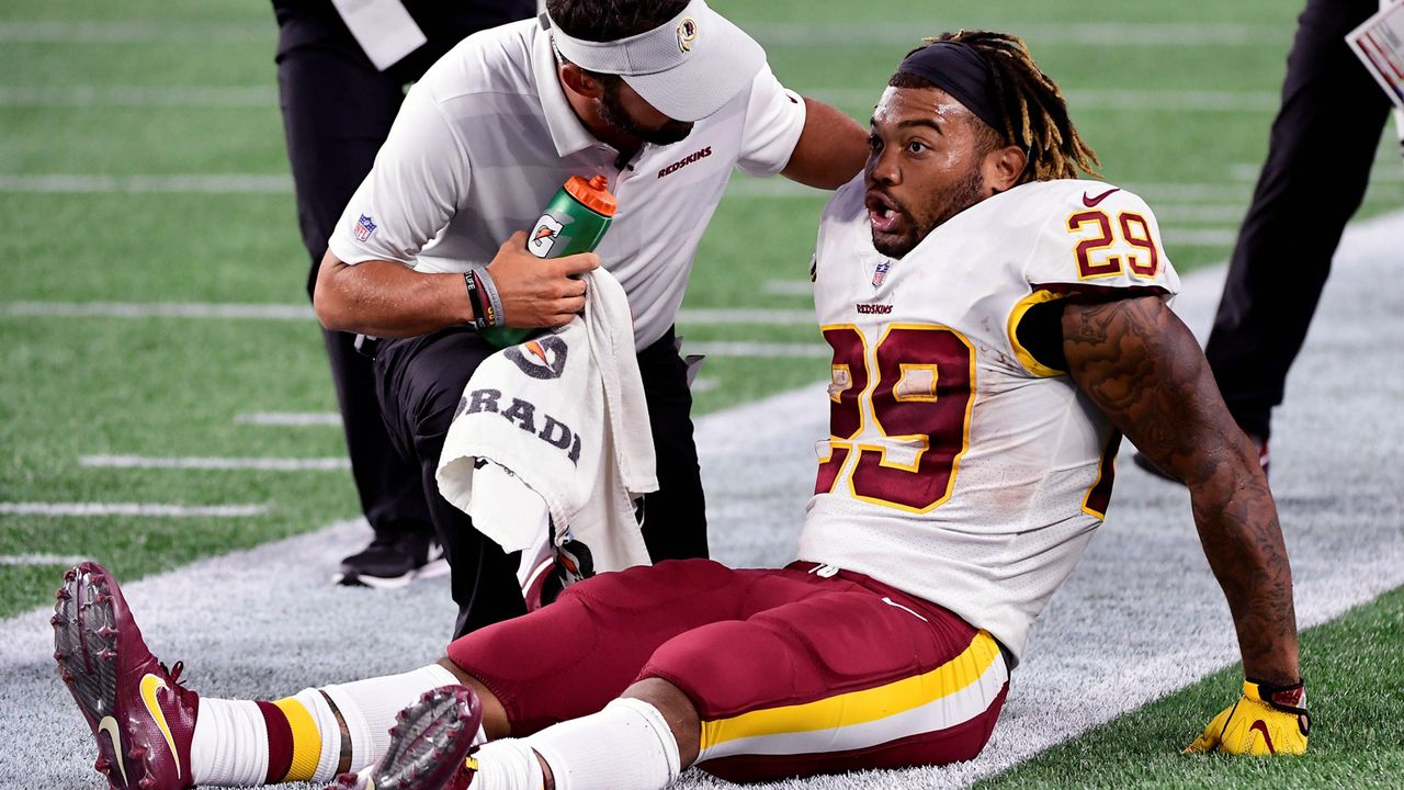 Derrius Guice (Washington Redskins) - Bildquelle: imago/ZUMA Press