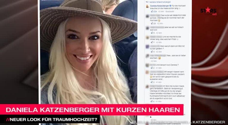 Trends Video Daniela Katzenberger überrascht Mit Neuer Frisur