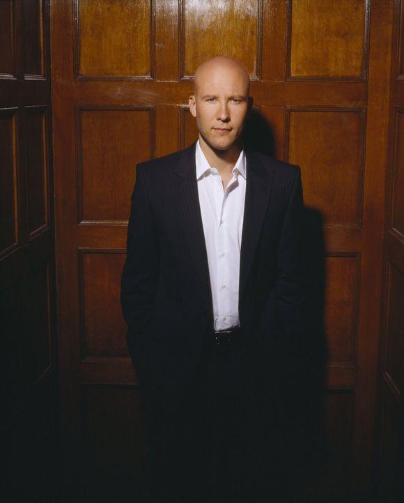 (4. Staffel) - Von Gut zu Böse: Lex (Michael Rosenbaum) entwickelt sich langsam zum Bösewicht ... - Bildquelle: Warner Bros.