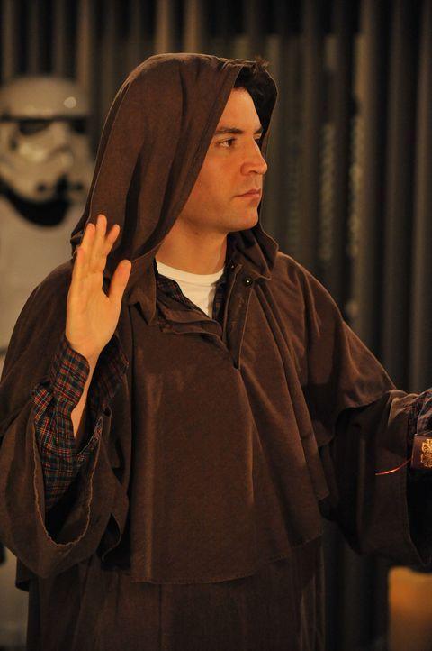 Muss den Bro-Eid ablegen: Ted (Josh Radnor) ... - Bildquelle: 20th Century Fox International Television