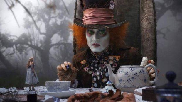 """""""Alice Im Wunderland 2"""" Mit Johnny Depp: Erneuter Einsatz"""