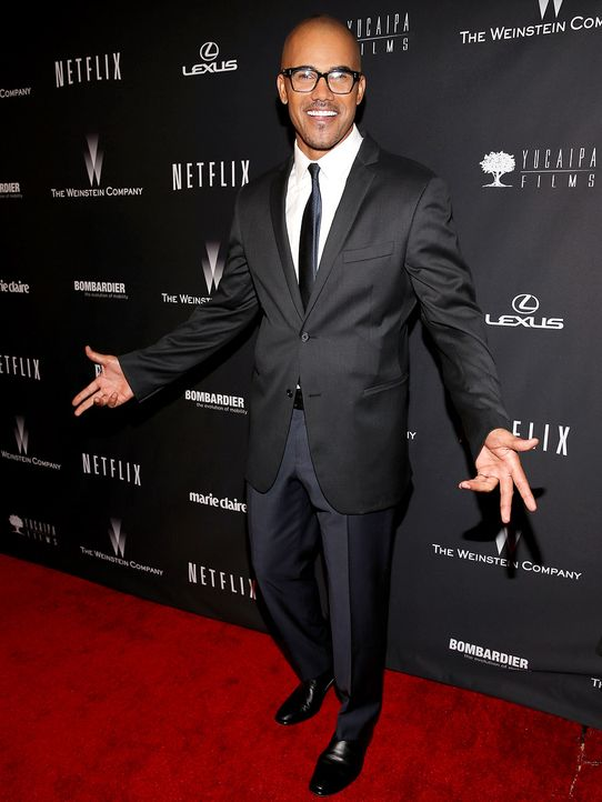 Shemar-Moore-14-01-12-getty-AFP - Bildquelle: getty-AFP
