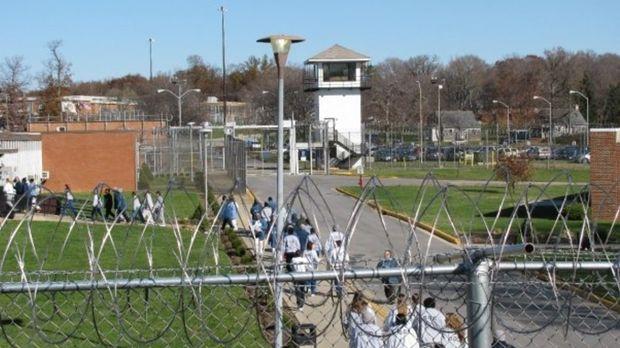 In der Maryland Correctional Institution, der einzigen Institution für weibli...