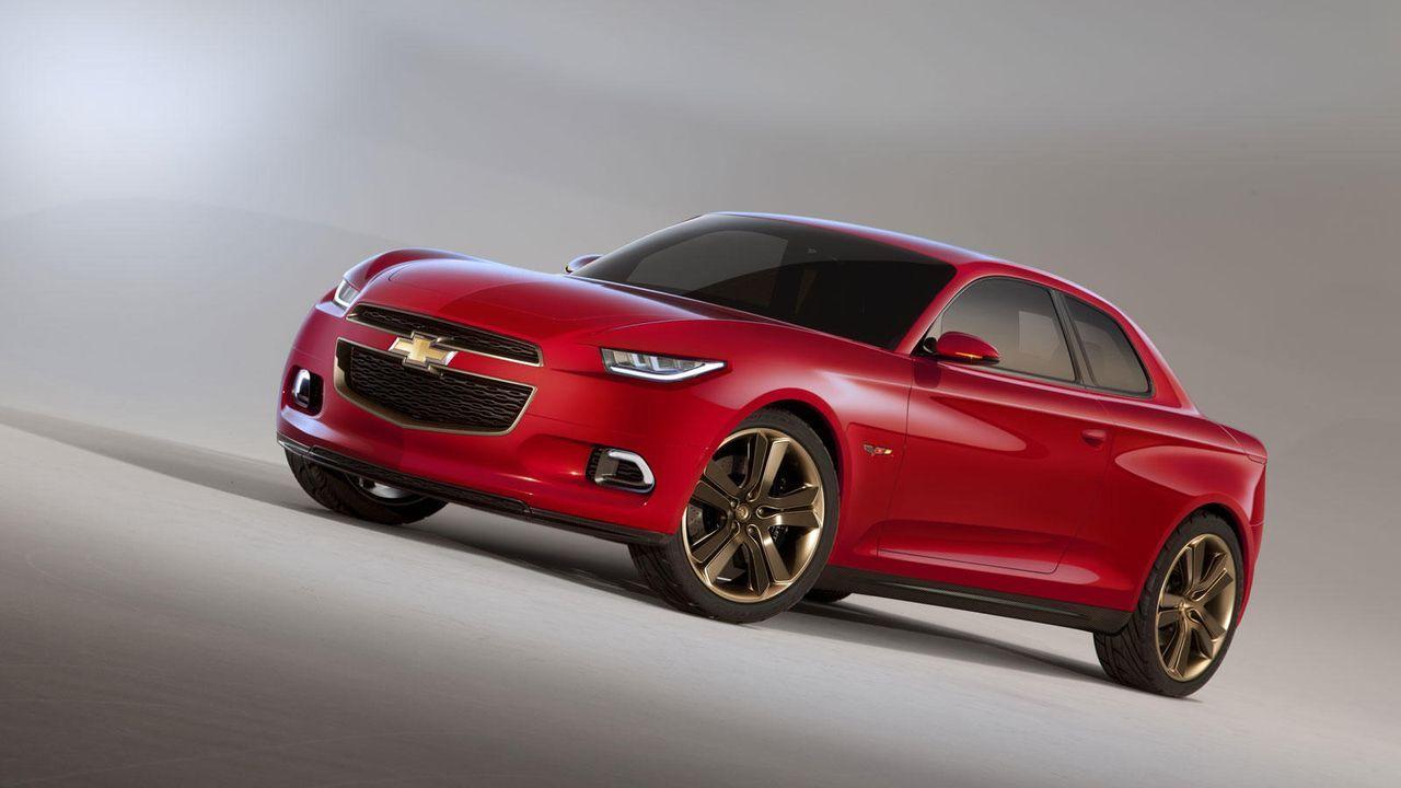 Chevrolet Code 130R - Bildquelle: Chevrolet