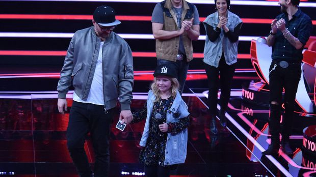 The Voice Kids - The Voice Kids - Blind Audition 5: Eine Musikalische Zeitreise