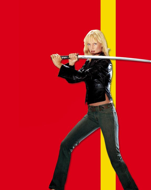 Fast alle Namen auf ihrer Todesliste sind bereits Geschichte. Jetzt zieht die Black Mamba (Uma Thurman) erneut los ... - Bildquelle: Miramax Films. All rights reserved