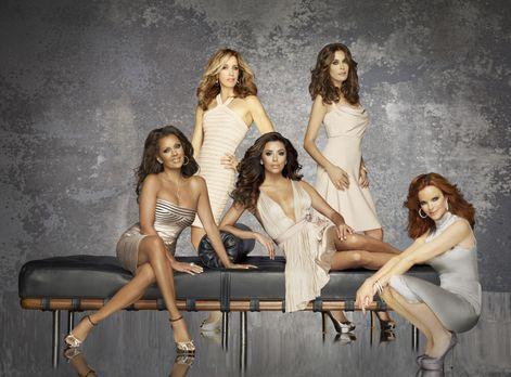 Desperate Housewives - (8. Staffel) - Verzweifelte Hausfrauen: Lynette (Felic...
