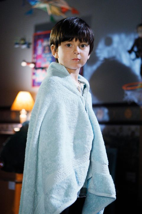 Hat ein düsteres Geheimnis: Aiden (Connor Gibbs) - Bildquelle: ABC Studios