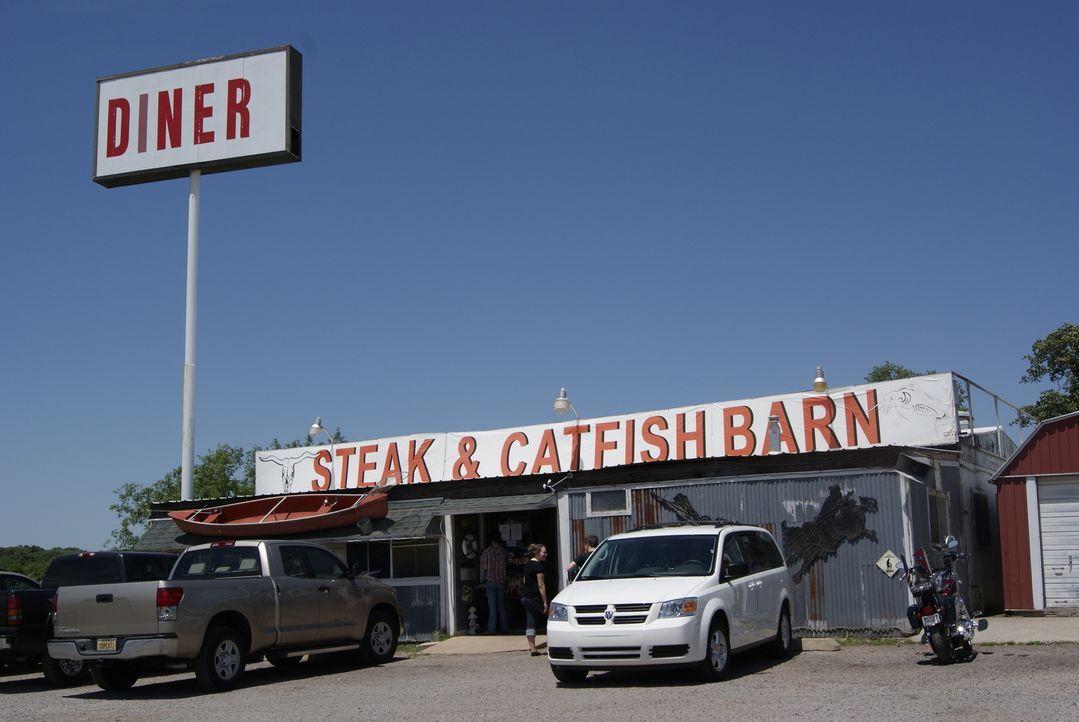 Wels-Filets für die Ewigkeit in Oklahoma - Bildquelle: 2009, The Travel Channel, L.L.C./Sharp Entertainment