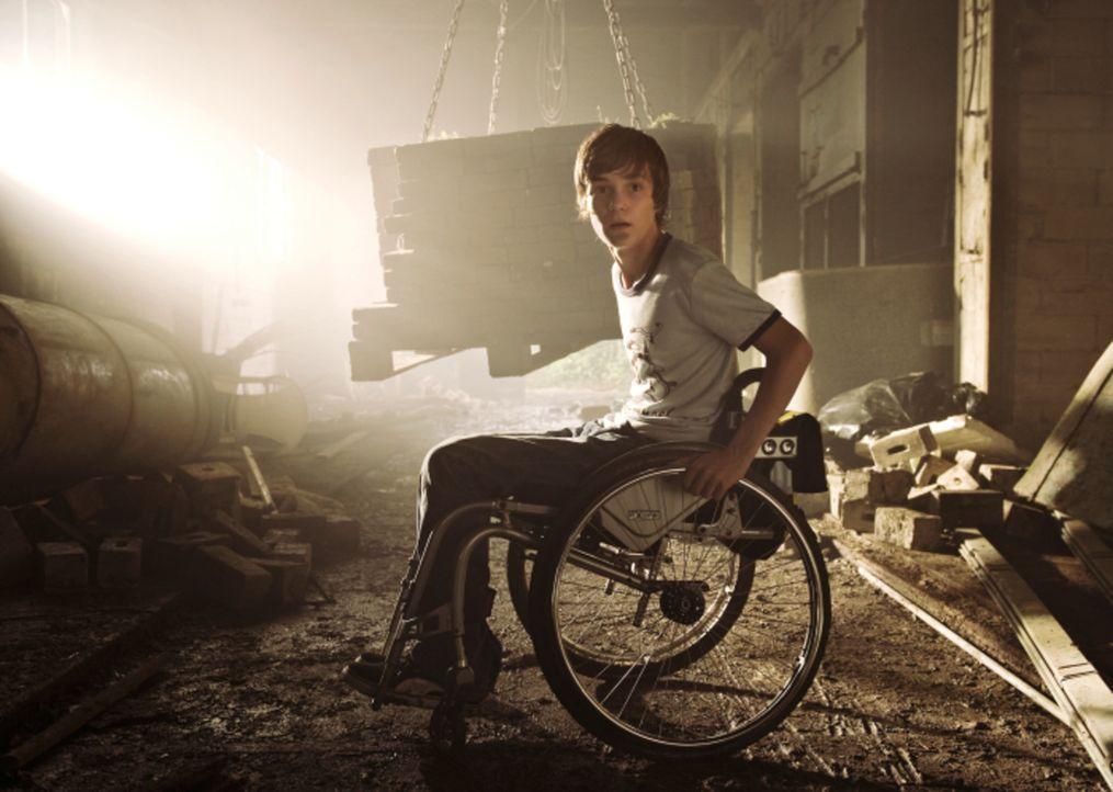 Hilft Hannes bei der Aufklärung eines Raubüberfalls: Kai (Fabian Halbig) ... - Bildquelle: 2010 Constantin Film Verleih
