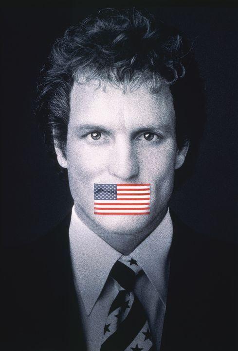 Nichts und niemand kann Larry Flynt (Woody Harrelson) aufhalten, selbst vor dem Obersten Gerichtshof mit aller Macht für das Recht auf Meinungsfrei... - Bildquelle: Columbia Pictures