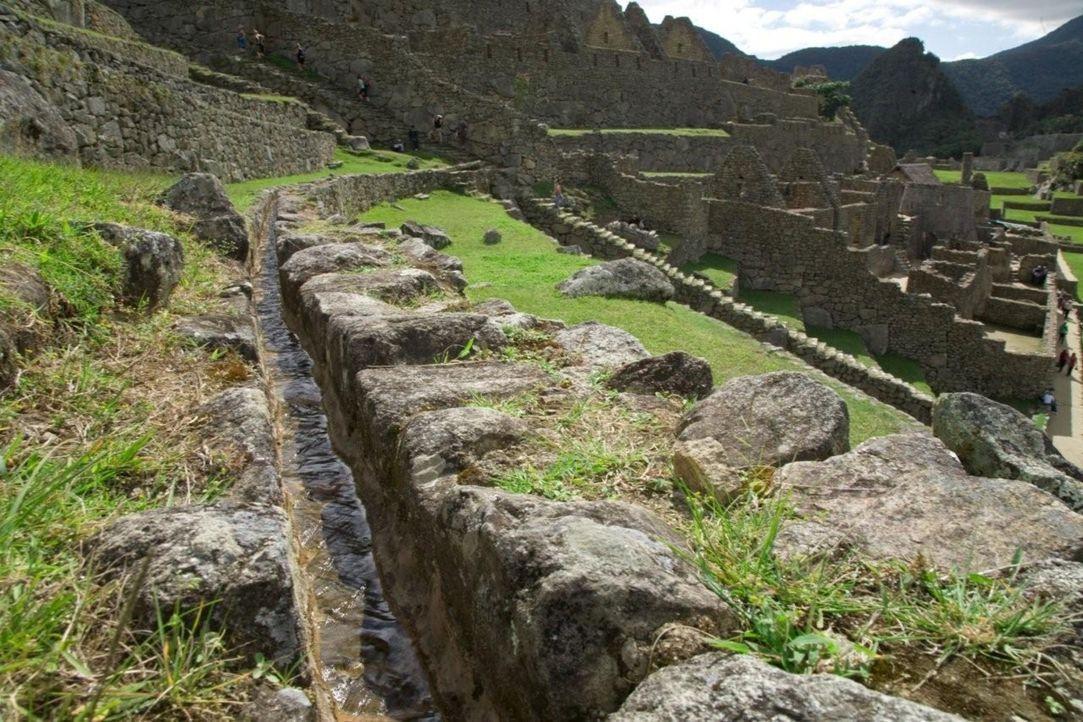 Einer der spektakulärsten Orte der Welt: Machu Picchu ... - Bildquelle: 2008 Darlow Smithson Productions Ltd, an IMG Entertainment Company. Parallax Film Productions Inc.