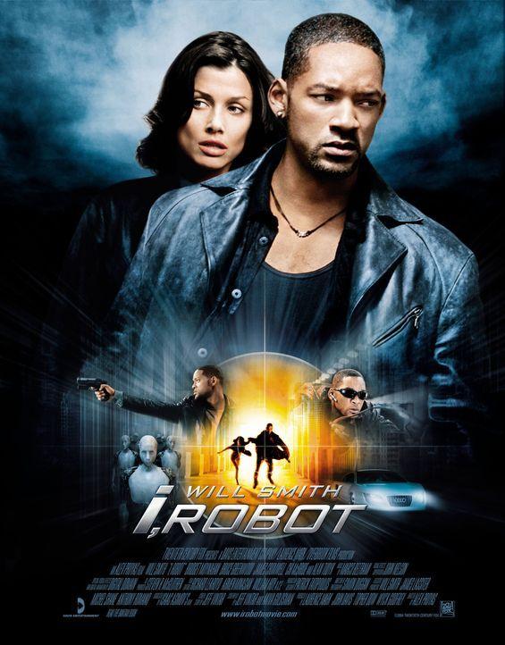I, ROBOT - Plakatmotiv - Bildquelle: 2004 Twentieth Century Fox Film Corporation. All rights reserved.