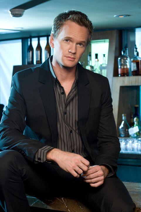 (4. Staffel) - Barney (Neil Patrick Harris), ein Womanizer, will Ted das wahre Leben beibringen ... - Bildquelle: 20th Century Fox International Television