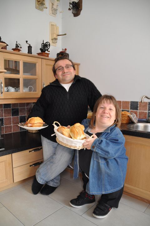 Mark-und-Maria-machen-Frühstück - Bildquelle: SAT.1