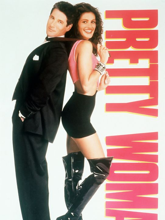 pretty-woman-richard-gere-julia-roberts-1990-dpa - Bildquelle: dpa