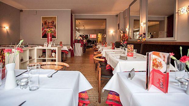 restaurante serrano in berlin peruanische k che. Black Bedroom Furniture Sets. Home Design Ideas