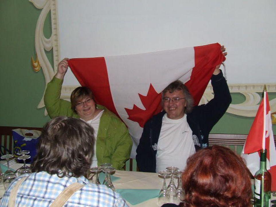 Wolfgang Görgner (46) und seine Frau Gaby (41) wollen in Kanada ein neues Leben beginnen ... - Bildquelle: kabel eins