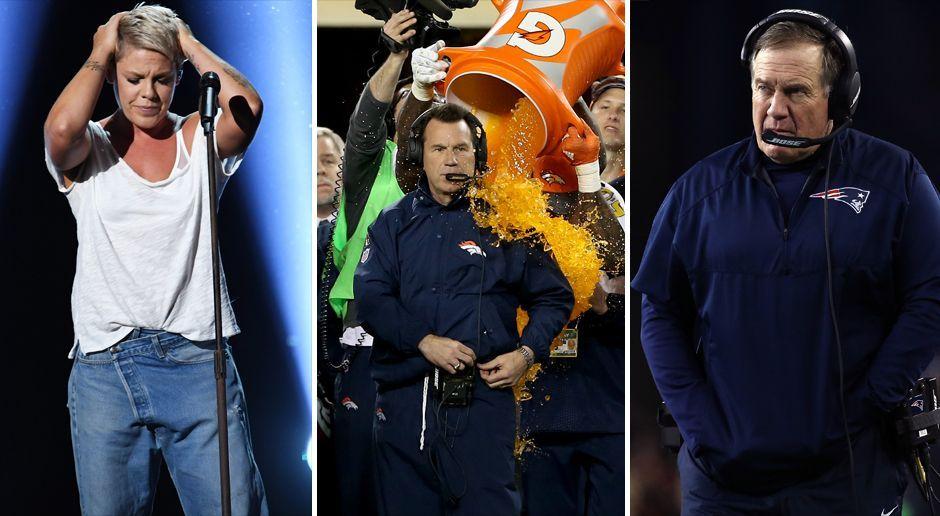 Die verrücktesten Wetten zum Super Bowl LII - Bildquelle: Imago / Getty