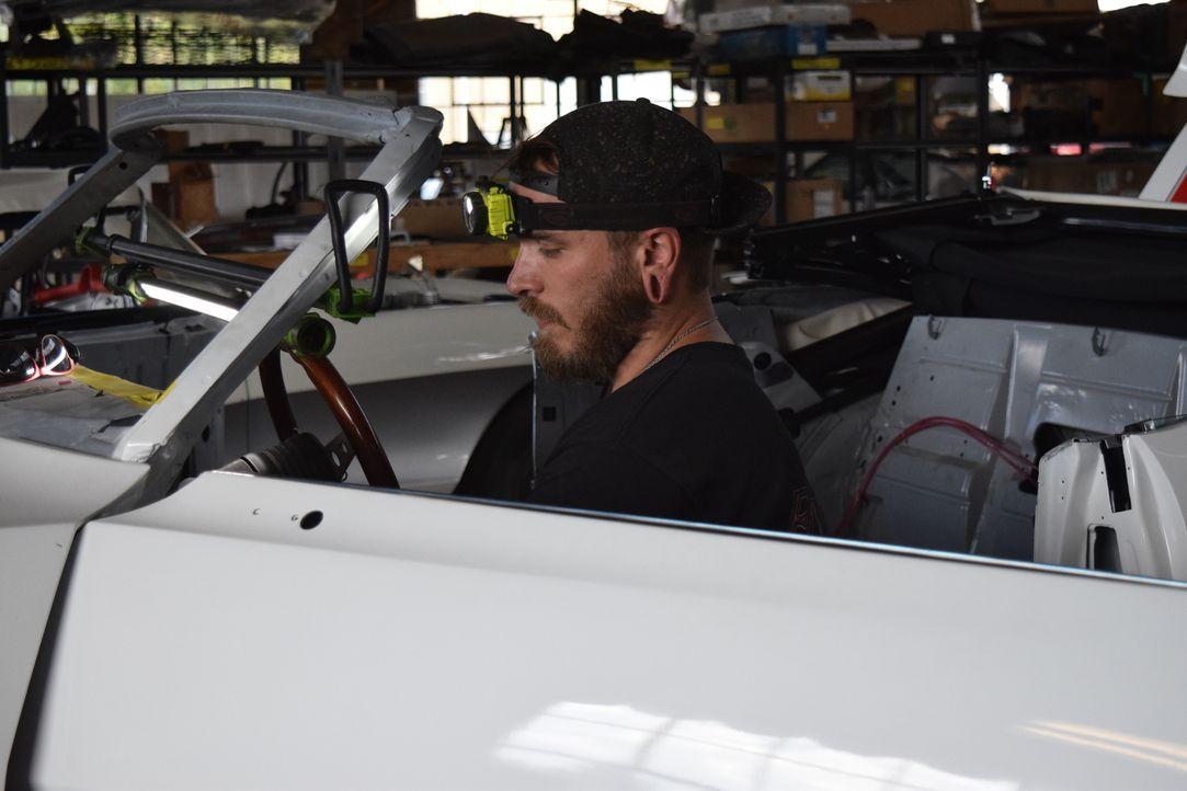 Das 69er Oldsmobile Cutlass - Bildquelle: Brigette Rock New Dominion Pictures, LLC./Brigette Rock