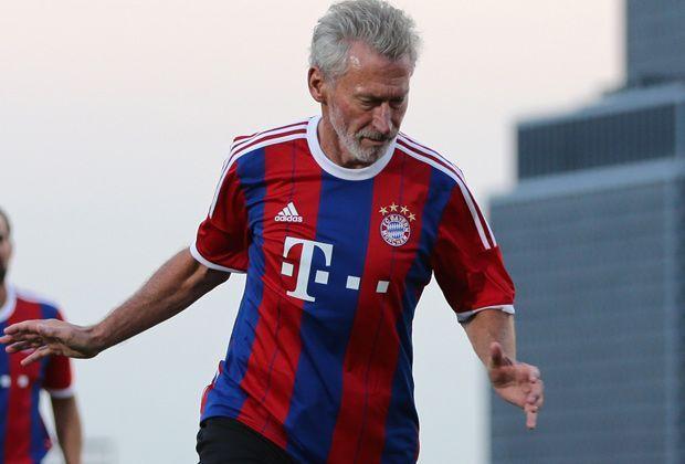 Der Kader Des Fc Bayern Zum Legendenspiel Gegen Manunited
