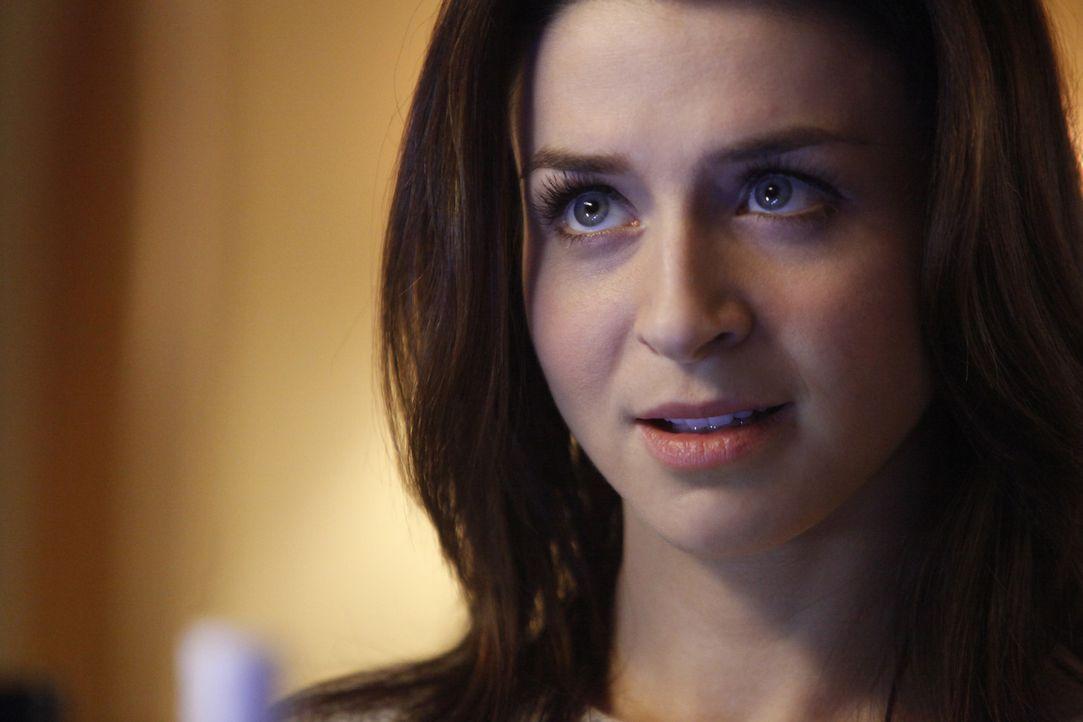 Reist nach Connecticut um Addison in ihrer schweren Zeit beizustehen: Amelia (Caterina Scorsone) ... - Bildquelle: ABC Studios