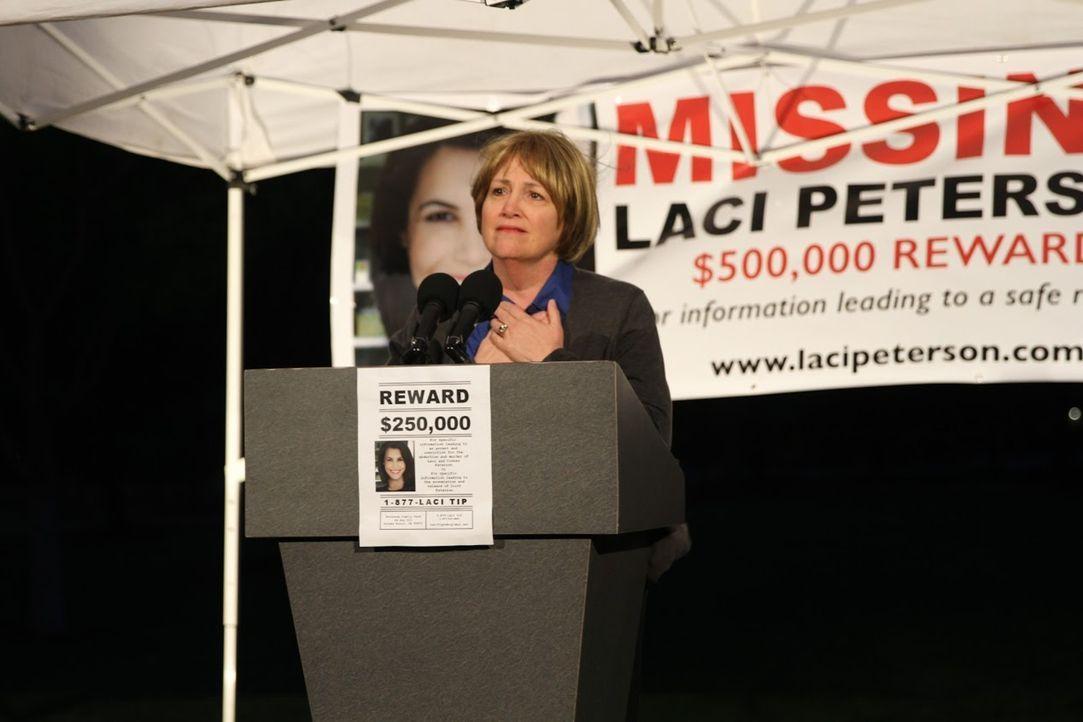 Kann Laci Peterson gefunden werden? Lacis Mutter setzt eine hohe Belohnung aus, um Hinweise auf ihre vermisste Tochter zu bekommen ... - Bildquelle: 2015 AMS Pictures. All Rights Reserved
