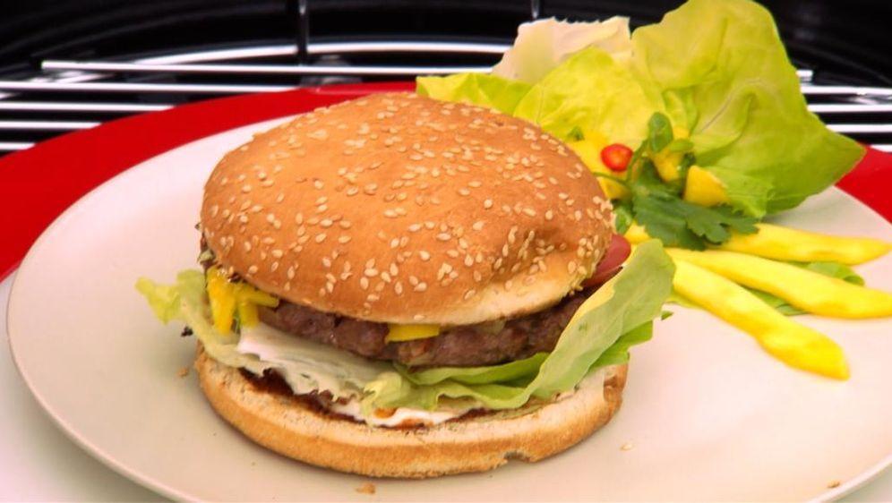 Der Sixx-Burger