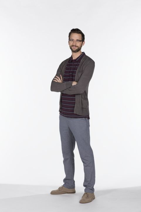 (2. Staffel) - Ein wichtiger Bestandteil des Teams: Sebastian Lund (Rob Kerkovich) ... - Bildquelle: 2015 CBS Broadcasting, Inc. All Rights Reserved