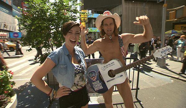 Kathy und der Cowboy - Bildquelle: kabel eins