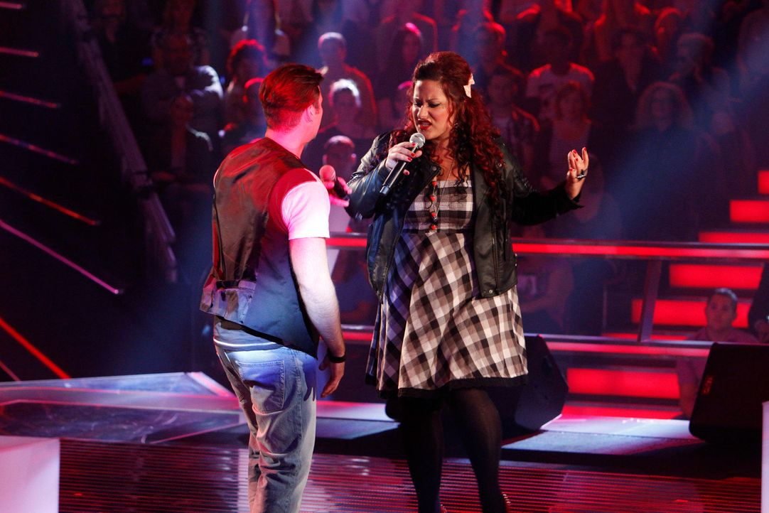 battle-sebastian-vs-karo-06-the-voice-of-germany-huebnerjpg 1775 x 1184 - Bildquelle: SAT.1/ProSieben/Richard Hübner