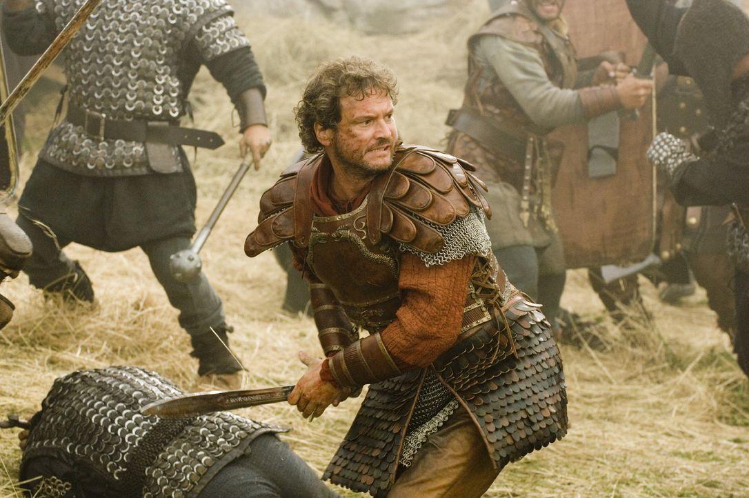 An dem Tag, als der 12-jährige Romulus Augustus zum neuen Kaiser gekrönt werden soll, fallen gotischen Truppen plündernd und mordend in Rom ein.... - Bildquelle: TOBIS Filmkunst GmbH & Co. Verleih KG