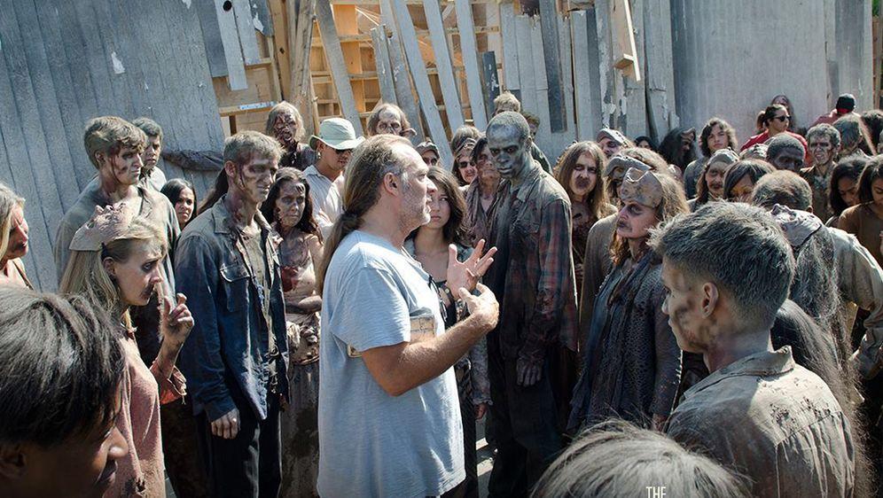 The Walking Dead Staffel 6 Schockierende Sex Szene Enthüllt