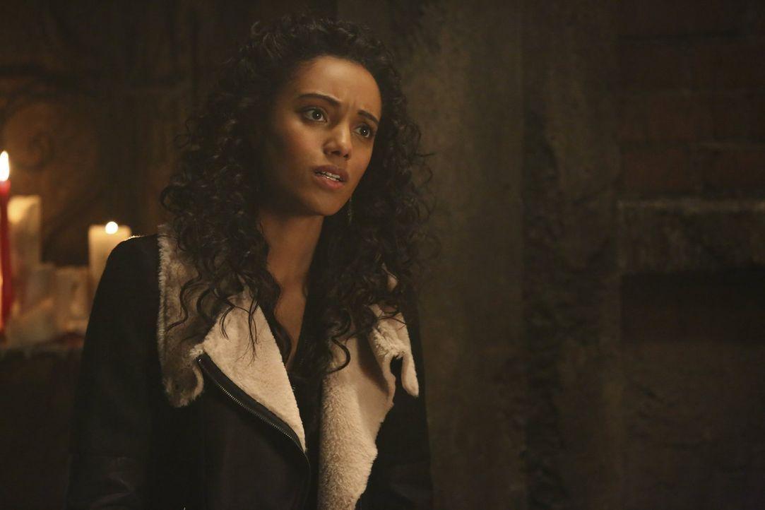Rebekah (Maisie Richardson-Sellers) weiß, wie viel Hope ihren Brüdern bedeutet, doch Finn stellt die Verbundenheit aller auf eine harte Zerreißprobe... - Bildquelle: Warner Bros. Entertainment, Inc