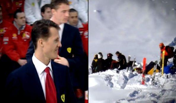 DIE GRÖSSTEN... - Die größten Promi-Dramen: Michael Schumacher - das Schicksa...